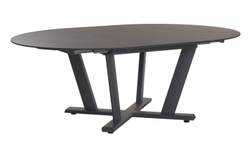 Table ronde extensible HEGOA - Vert Parc Mobilier